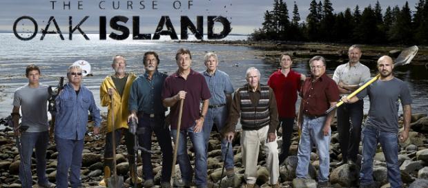 Serie de TV Rent Al Curse of Oak Island (2014-2016) ... - cinemaparadiso.es