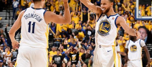 Los Warriors llegan a la cuarta final consecutiva