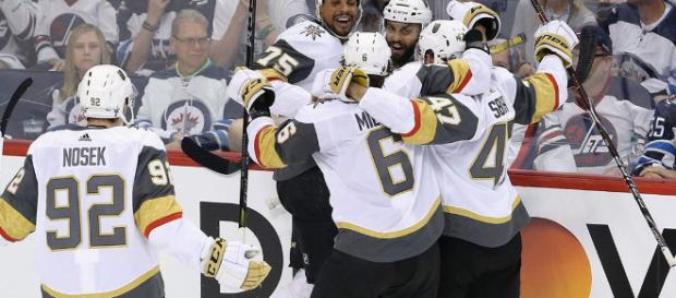 Golden Knights take game one of the Stanley Cup Finals (Image via Keith Elision/Flickr)