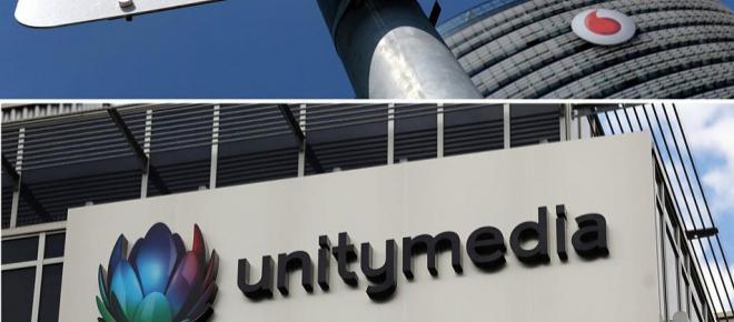 Vodafone möchte Unitymedia kaufen
