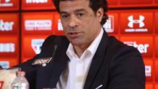 Fim da linha. São Paulo negocia jogador com clube europeu