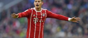 Transfergerücht: Bleibt James Rodriguez beim FC Bayern München ... - tz.de