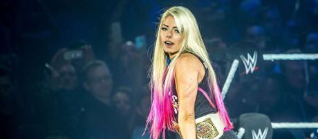Alexa Bliss reacts to fan criticism over talents being called up ... - givemesport.com