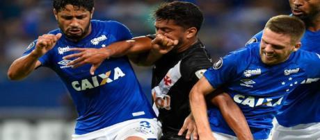 Cruzeiro passou por cima do Vasco