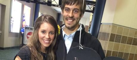 Jill Duggar and Derick Dillard from social network