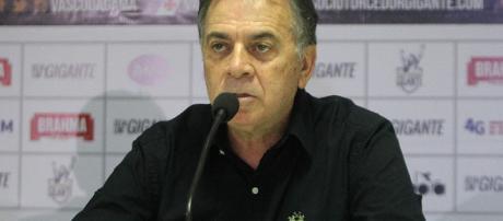 Pelaipe revela quantos reforços o Vasco pensa em contratar