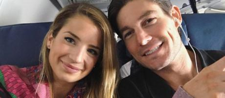 Southern Charm's Naomie Olindo with Craig - social post