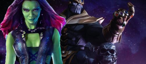 Al parecer Gamora no esta muerta