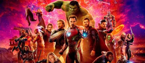 Avengers: Infinty War ha establecido nuevos records