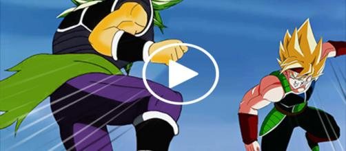 Bardock and Fanservice confirmed. - [Credit Image: Raas / YouTube screencap]