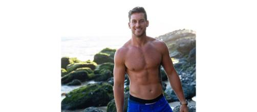 Chase McNary of 'Ex on the Beach' from a screenshot