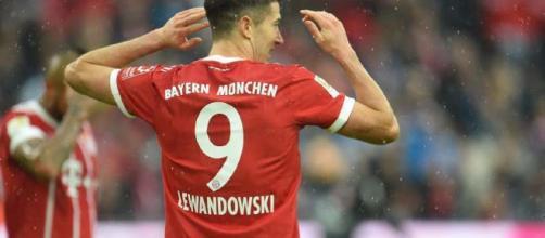 El Bayern Munich se prepara para hacer una oferta si Lewandowski se va