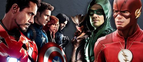 Existen muchas similitudes en Arrowverse y Avengers: Infinity War