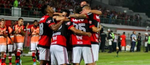 Flamengo encaminhou vaga na Copa do Brasil
