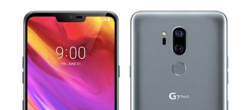 G7 ThinQ, novo smartphone da LG (Foto: LG/Divulgação)