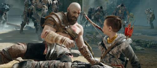 God of War es un videojuego muy exitoso actualmente