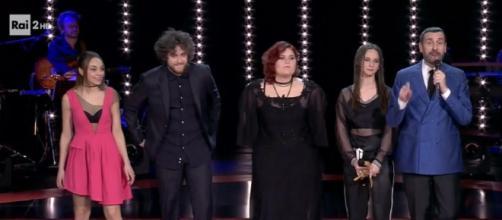 I quattro finalisti di The Voice of Italy 2018
