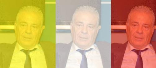 Il Presidente del Messina Pietro Sciotto