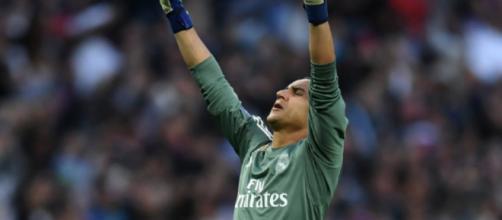Keylor Navas da tercera final consecutiva de Champions al Real Madrid - reporteniveluno.mx