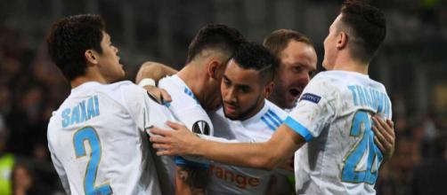 Ligue Europa : Marseille et Lyon en ballottage favorable après les ... - sudouest.fr