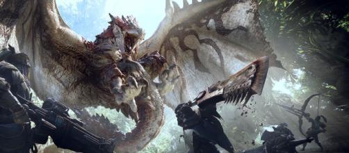 Los gamers buscan crear una nueva armadura para cazar a un dinosaurio mayor
