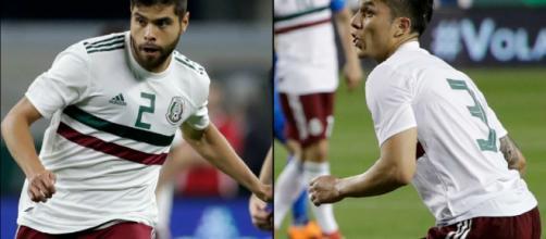 Los grandes jugadores de México jugaran la Copa del Mundo.