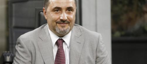 Massimiliano Mirabelli, attuale ds del Milan.