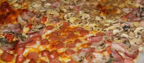 Pizza casera familiar - Anna Recetas Fáciles - annarecetasfaciles.com