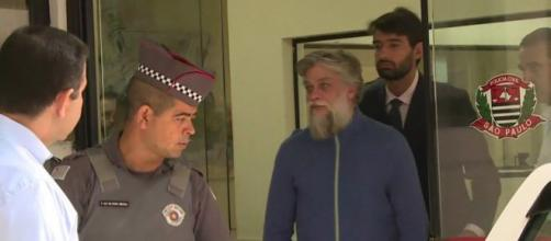 Reprodução - David Irikura/TV Globo