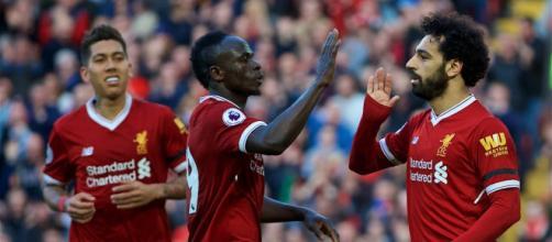 Salah e Mané spaventano il Liveropool