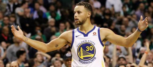 Stephen Curry ya esta de regreso nuevamente- sportingnews.com