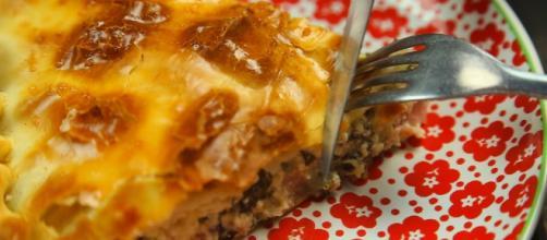 Tarta de Jamón, Ricota y Espinaca ~ Receta | Tastemade - tastemade.com