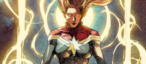 Te mostramos imagenes del set de 'Captain Marvel'! - blogspot.com