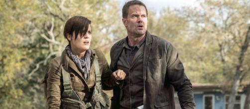The Walking Dead muere personaje