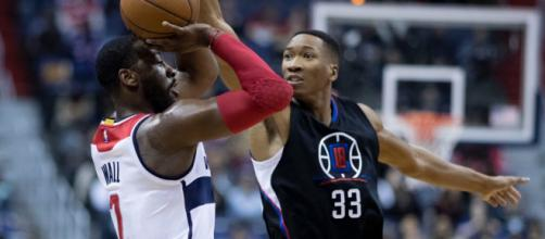 Wesley Johnson opted in to remain with the Clippers next season. Image Source: Flickr | Keith Allison