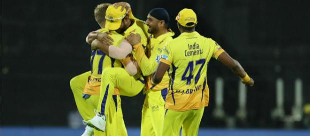2018, Live Streaming CSK vs RR, When and Where to Watch, Star .(Image via BCCI.tv)
