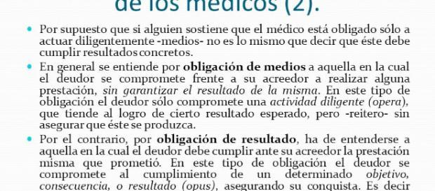 Con especial atención a la responsabilidad de los médicos slideplayer.es