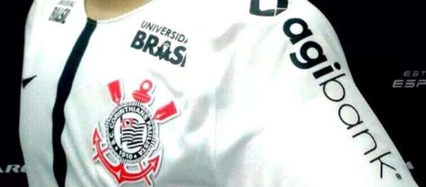 Corinthians tem novo patrocinador