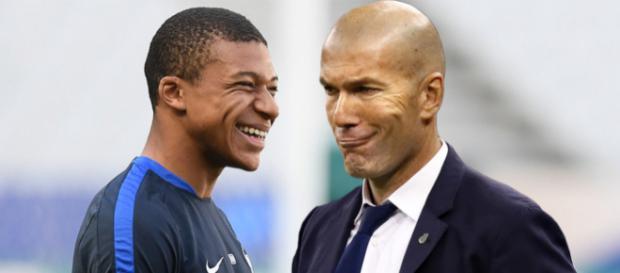 Mercato : Le PSG veut faire signer un chouchou de Zidane !