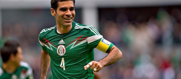 México tendrá a su capitán en los juegos de la Copa del Mundo.