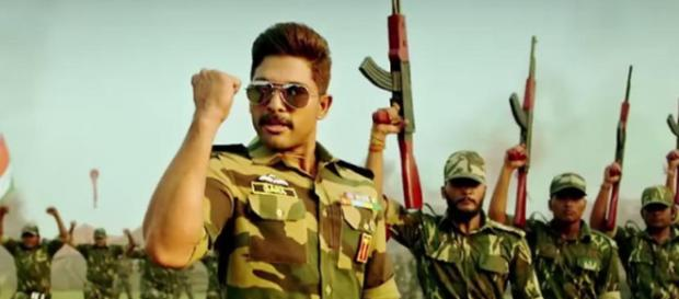 Naa Peru Surya first look: Allu Arjun plays the role of young ... - hindustantimes.com