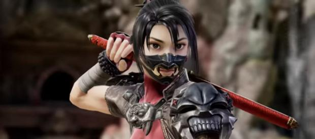 SOULCALIBUR VI - Taki Character Reveal | X1, PS4, PC [Image Credit: Bandai Namco Entertainment America/YouTube screencap]