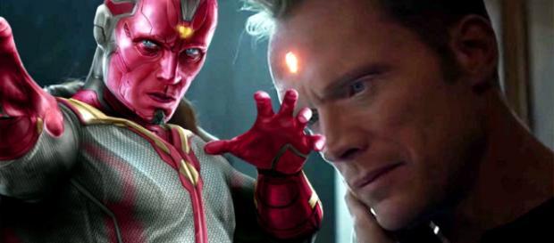 Vision murió en Avengers: Infinity War
