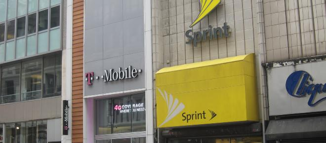 T-Mobile and Sprint announce partnership, form $146 billion company