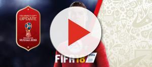 Cristiano Ronaldo auf dem FIFA World Cup 2018-Cover (Twitter/easportsfifa)