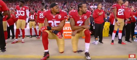 A unanimous vote on the new anthem rule could end the debate, but it won't. [image source: ABC News - YouTube]