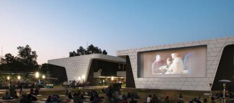 Cine al aire libre en CDMX ¡en una lancha o azotea! - DanStuht