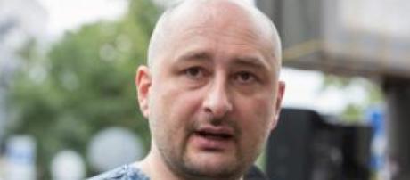 Russian journalist Arkady Babchenko shot dead in Kiev - Wat If ... - wat-if.com