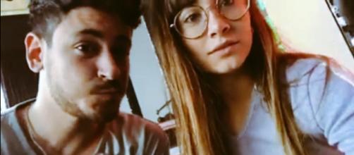 Aitana y Cepeda, juntos tras Operación Triunfo 2017