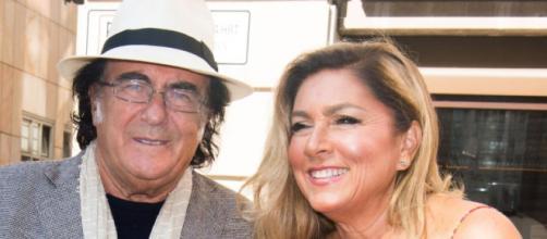 Albano Carrisi e Romina Power insieme